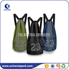 New recycled drawstring diving mesh bag for gym