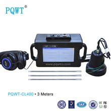 PQWT-CL400 Ultrasonic Underground Pipes Water Leakage Detector 3M