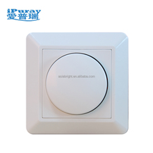 Enhanced Rotary Button LED Lights Dimmer