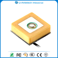 Free samples Size 25*25 28dBi IPEX Auto GPS/glonass active Inner Antenna