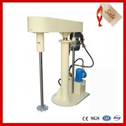 JCT low carbon red ocher sand spray paint coating making machine