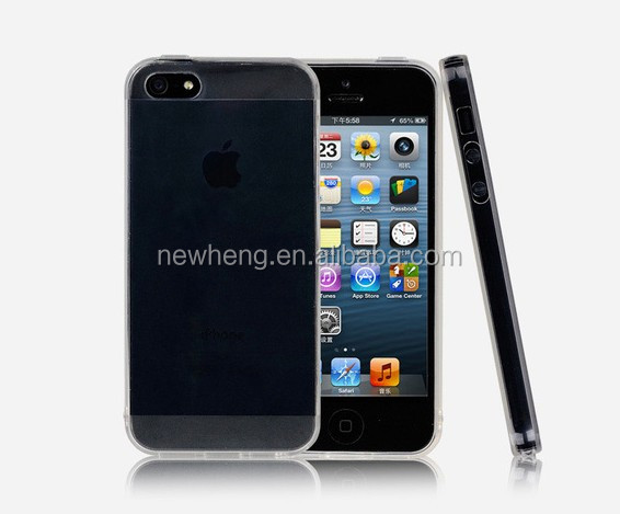 wholesale Cheap colorful Slim TPU Case for iPhone 5C