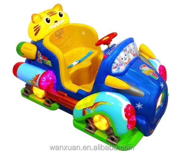 2014 hot sale kids ride games game zone for kids