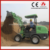 Wheel Loader /China manufacturing wheel farm tractor