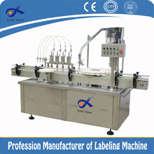 Automatic packing machines high speed liquid filling machine