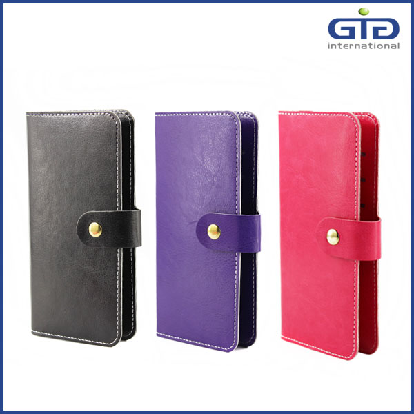 [GGIT]Top Selling PU Leather Universal Case ,Universal Flip Cover