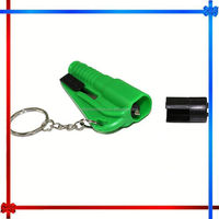 EH015 NEW 3 IN 1 AUTO SAFETY HAMMER RESCUE CAR HOME EMERGENCY CUTTER TOOL