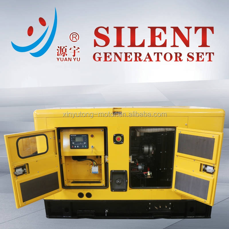 Silent Type 30KVA Diesel Generator with KOFO Diesel Engine