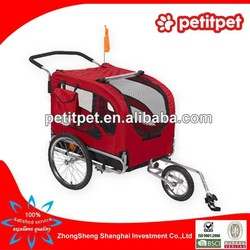 pet trailer/pet bicycle trailer