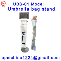 stainless steel umbrella bag stand wanted sales agent