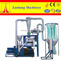 High quality Plastic Pulverizer