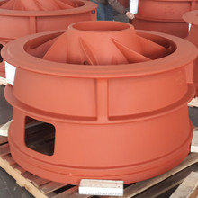OEM Gray iron & ductile iron Casting /Impeller