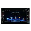 Cheap high quality without GPS 2din universal Bluetooth USB SD radio auto player