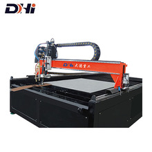 Cheap price carbon steel cnc plasma machine used flame cutting table for sale