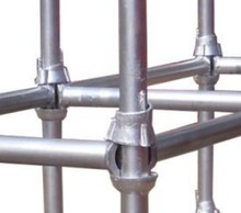 Cuplock galvanized steel scaffold material for sale