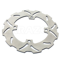 240mm KX 125 250 Rear Brake Rotor Disc For KAWASAKI