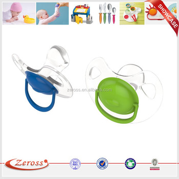 food grade silicone baby soother