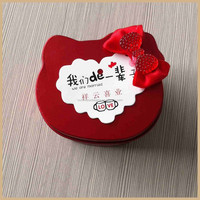 So sweet ! cool design apple shaped candy box ,latest technology box,sweet boxes for weddings