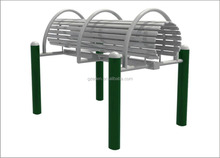 China low price for outdoor playground fitness equipment 2016