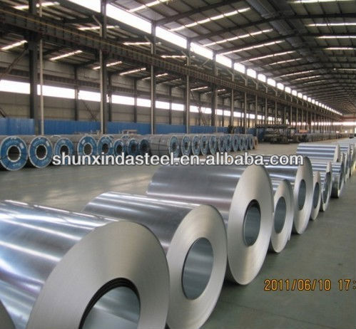 galvalume steel sheet, Color painted HR Steel Coil Price