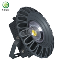 Outdoor waterproof Meanwell driver ip65 50w slim floodlight