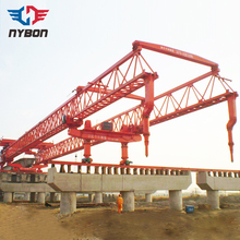 High quality bridge erecting machine bridge girder beam launcher