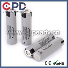 10A Discharge High Power 18650 3.7v 3200mAh NCR18650BD 3.7V Li-ion Battery