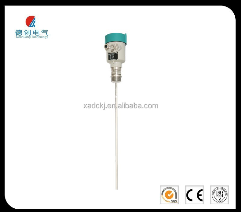 Guided wave radar liquid level meter, water tank level indicator for liquid,liquid level measurement instrument