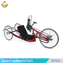 Handcycle racing wheelchair speed king sports wheelchair