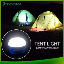 wholesale cheap high quality 3A battery portable small led camping lamp bright tent light outdoor camping lantern