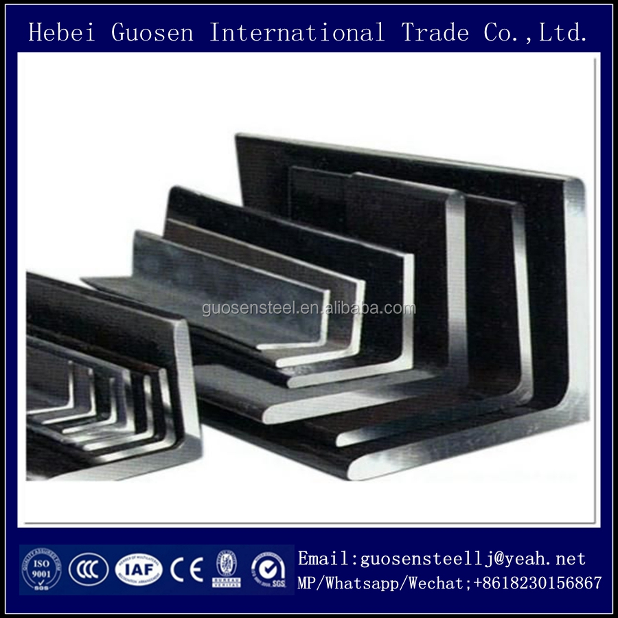 heavy duty decorative Custimzed Steel angle hook brackets manufacturer