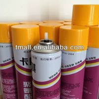 PU Waterproof spray foam sealant roof sealant