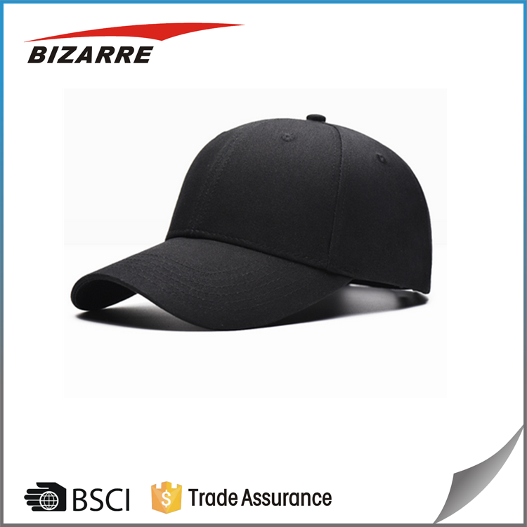 Custom Made Quick Dry Plain Wholesale Baseball Cap Hats