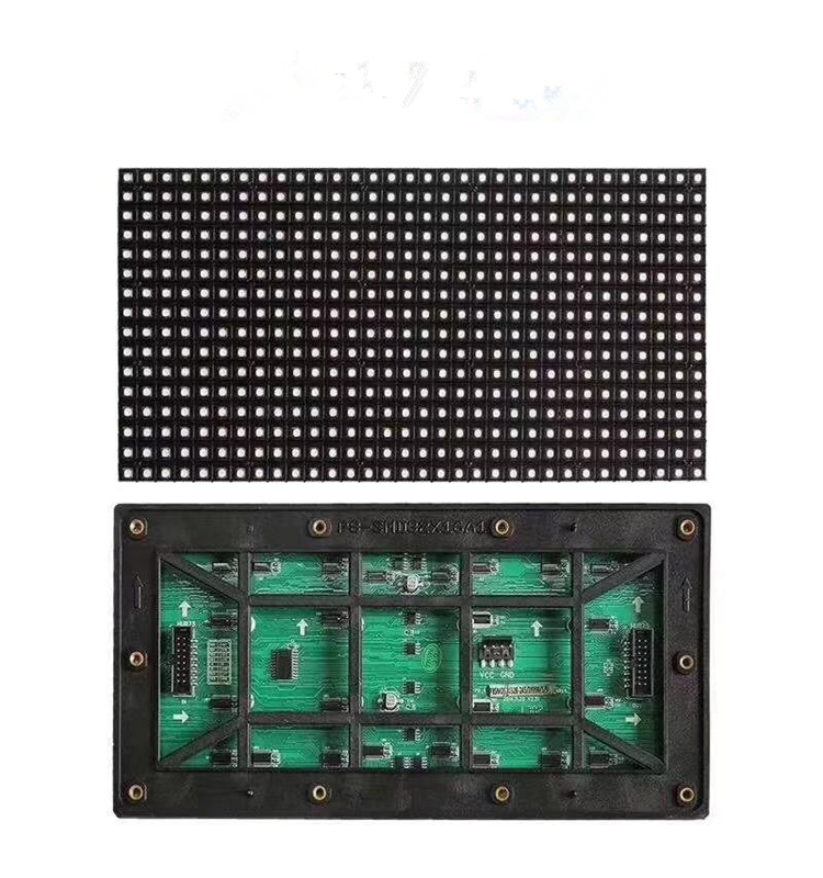 Factory direct selling outdoor RGB <strong>P10</strong> led display module 320*160mm