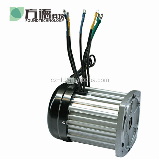 2018 best sell 60V 1500W switched reluctance dc motor for three wheels rickshaw motor