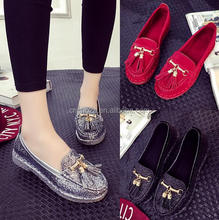 Z55652B Fashion designed women flat casual shoes