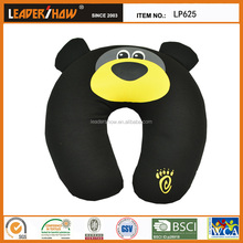 Travel,Sleeping,Airplane Use dog shaped animal neck pillows