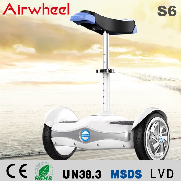 Airwheel S6 cheap two wheels self balance electric scooter 8inch wheel fashion exercise electric motorcycle for adults