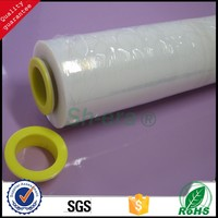 Wonderful custom new products wholesale stretch film china factory jumbo roll for hand use free sample compression rigidity