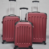 New Design ABS Polycarbonate Trolley Case