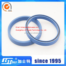 Guangzhou factory PTFE rotary shaft seal lip seal