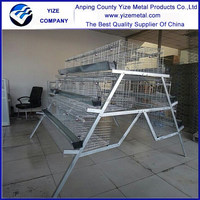 alibaba china market battery chicken egg layer cage for sale metal chicken coop a type chicken cage
