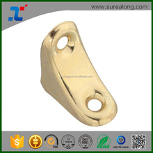 SUREALONG Gold factory of corner brackets for table legs for furniture