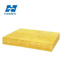 fire stop material cheap price stock glass fiber wool board insulation