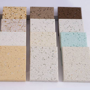 China Shandong Linyi Horizon Group Whitley Lanling Jinzhao 30mm 20mm Artificial Quartz Slab, Quartz Solid Surface