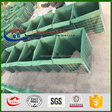 Anping factory hesco anti blast barrier wall/hesco bastion concertainer