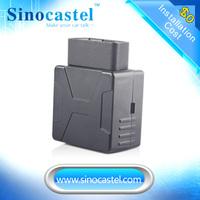 The car automotive gps locator,obd online diagnostic tool