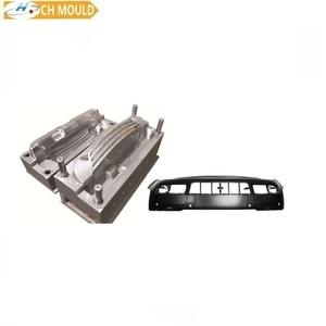 low price bumper car and auto parts plastic injection mould