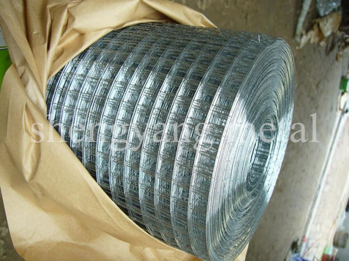 "Wholesale Galvanized Metal Hardware Cloth, 48"" x 50', 1/2"" Wire Mesh Fencing, 19 Gauge"