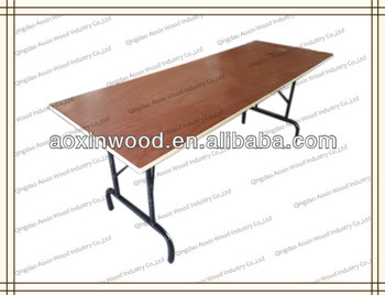 Wooden outdoor picnic table set